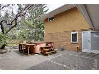 Photo 20: 2612 LINDSTROM Drive in CALGARY: Lakeview Village Residential Detached Single Family for sale (Calgary)  : MLS®# C3616471
