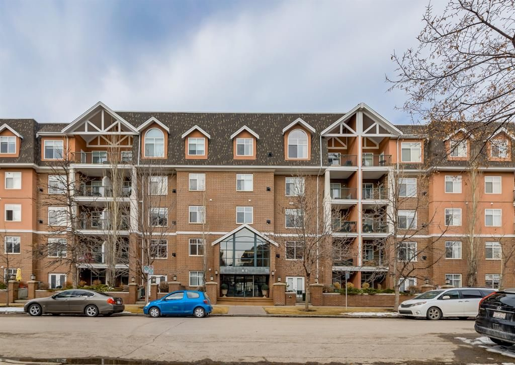 Main Photo: 116 60 24 Avenue SW in Calgary: Erlton Apartment for sale : MLS®# A1087208