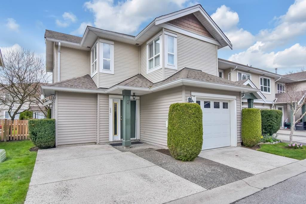"""Main Photo: 22 6513 200 Street in Langley: Willoughby Heights Townhouse for sale in """"Logan Creek"""" : MLS®# R2567089"""