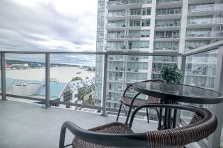 "Photo 12: 1506 908 QUAYSIDE Drive in New Westminster: Quay Condo for sale in ""RIVERSKY 1"" : MLS®# R2447760"