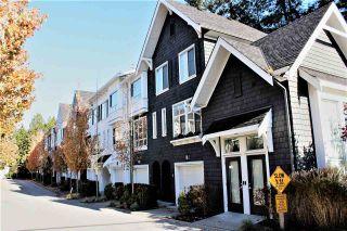"Photo 1: 16 14955 60 Avenue in Surrey: Sullivan Station Townhouse for sale in ""Dawson + Sawyer Cambridge Park"" : MLS®# R2220317"