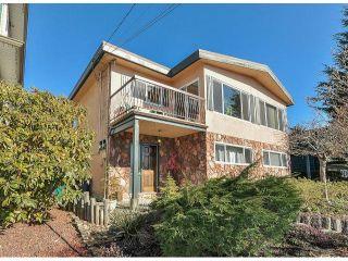 Photo 1: 945 DELESTRE Avenue in Coquitlam: Maillardville 1/2 Duplex for sale : MLS®# V1050049