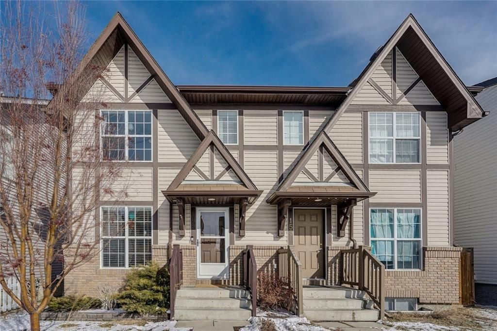 Main Photo: 155 ELGIN MEADOWS Gardens SE in Calgary: McKenzie Towne Semi Detached for sale : MLS®# C4299910