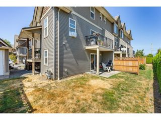 """Photo 38: 9 8880 NOWELL Street in Chilliwack: Chilliwack E Young-Yale Townhouse for sale in """"Parkside Place"""" : MLS®# R2607248"""