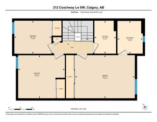 Photo 30: 212 Coachway Lane SW in Calgary: Coach Hill Row/Townhouse for sale : MLS®# A1153091