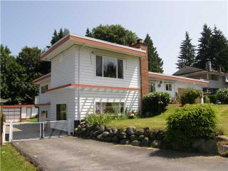 Photo 1: 1150 VICTORY Drive in Port Moody: College Park PM House for sale : MLS®# V954852