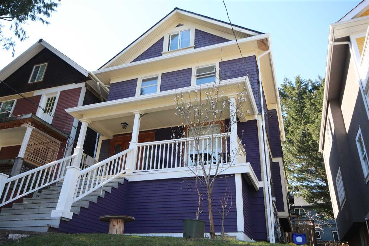 Main Photo: 2347 ST. CATHERINES Street in Vancouver: Mount Pleasant VE Triplex for sale (Vancouver East)  : MLS®# R2350232