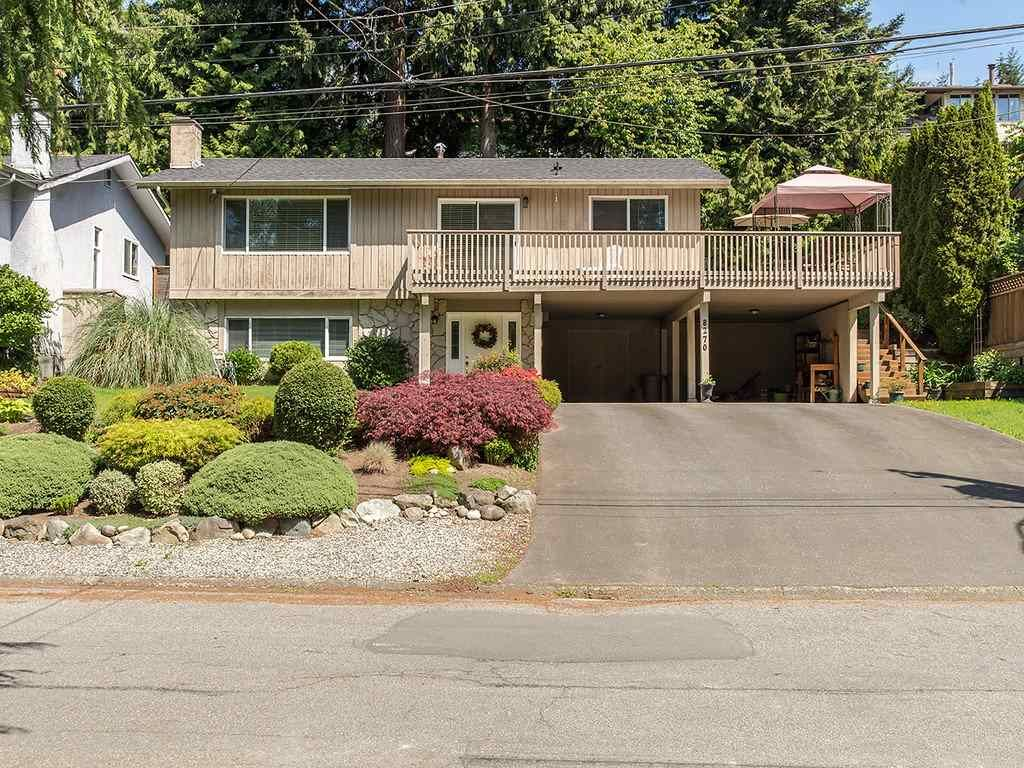 Main Photo: 8270 Sheaves Road in North Delta: Nordel House for sale (N. Delta)  : MLS®# R2062401