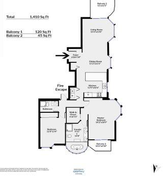 "Photo 18: 403 2280 BELLEVUE Avenue in West Vancouver: Dundarave Condo for sale in ""REGATTA POINTE"" : MLS®# R2375758"