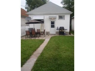 Photo 17: 764 PRITCHARD Avenue in WINNIPEG: North End Residential for sale (North West Winnipeg)  : MLS®# 1014912