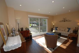"Photo 1: 176 JAMES Road in Port Moody: Port Moody Centre Townhouse for sale in ""Tall Trees Estate"" : MLS®# R2246456"