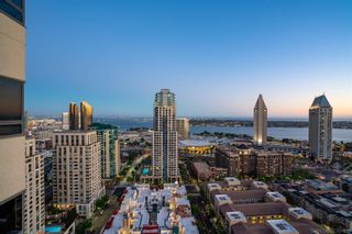Photo 5: DOWNTOWN Condo for sale : 2 bedrooms : 700 Front St #2303 in San Diego