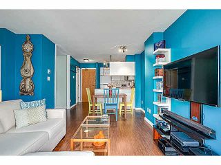 """Photo 2: 1603 1189 HOWE Street in Vancouver: Downtown VW Condo for sale in """"GENESIS"""" (Vancouver West)  : MLS®# V1065396"""