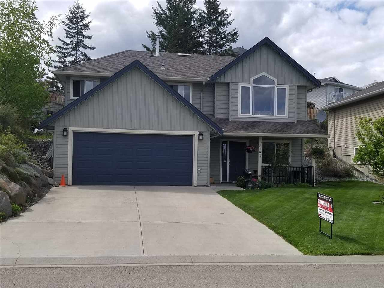 """Main Photo: 161 FOSTER Way in Williams Lake: Williams Lake - City House for sale in """"WESTRIDGE"""" (Williams Lake (Zone 27))  : MLS®# R2370481"""