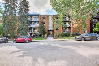Photo 3: 406 501 57 Avenue SW in Calgary: Windsor Park Apartment for sale : MLS®# A1142596