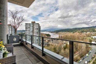 """Photo 17: 1803 301 CAPILANO Road in Port Moody: Port Moody Centre Condo for sale in """"THE RESIDENCES"""" : MLS®# R2157034"""