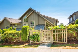 "Photo 1: 2940 PANORAMA Drive in Coquitlam: Westwood Plateau Townhouse for sale in ""SILVER OAKS"" : MLS®# R2296635"