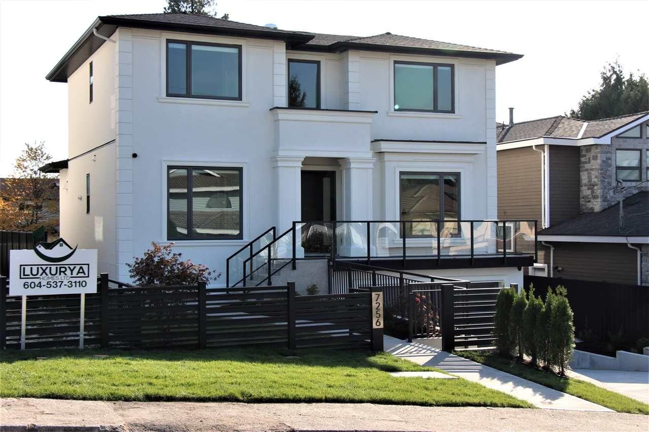 Main Photo: 7256 PANDORA Street in Burnaby: Westridge BN House for sale (Burnaby North)  : MLS®# R2412508