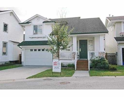 """Main Photo: 19784 HONEYDEW DR in Pitt Meadows: Central Meadows House for sale in """"MORNINGSIDE"""" : MLS®# V563724"""