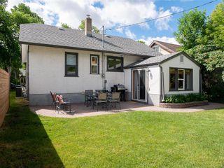 Photo 24: 25 Blenheim Avenue in Winnipeg: St Vital Residential for sale (2D)  : MLS®# 202115199