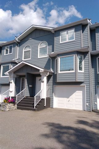 Photo 1: 103 6450 DAWSON Road in Prince George: Valleyview Townhouse for sale (PG City North (Zone 73))  : MLS®# R2400556