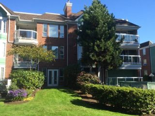 "Photo 2: 102 1655 AUGUSTA Avenue in Burnaby: Simon Fraser Univer. Condo for sale in ""AUGUSTA SPRINGS"" (Burnaby North)  : MLS®# R2116566"