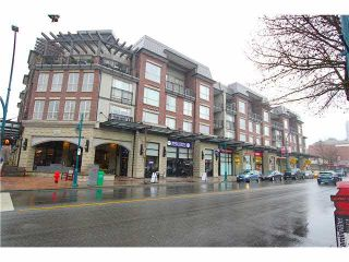 """Photo 2: 407 2627 SHAUGHNESSY Street in Port Coquitlam: Central Pt Coquitlam Condo for sale in """"VILLAGIO"""" : MLS®# V1076806"""
