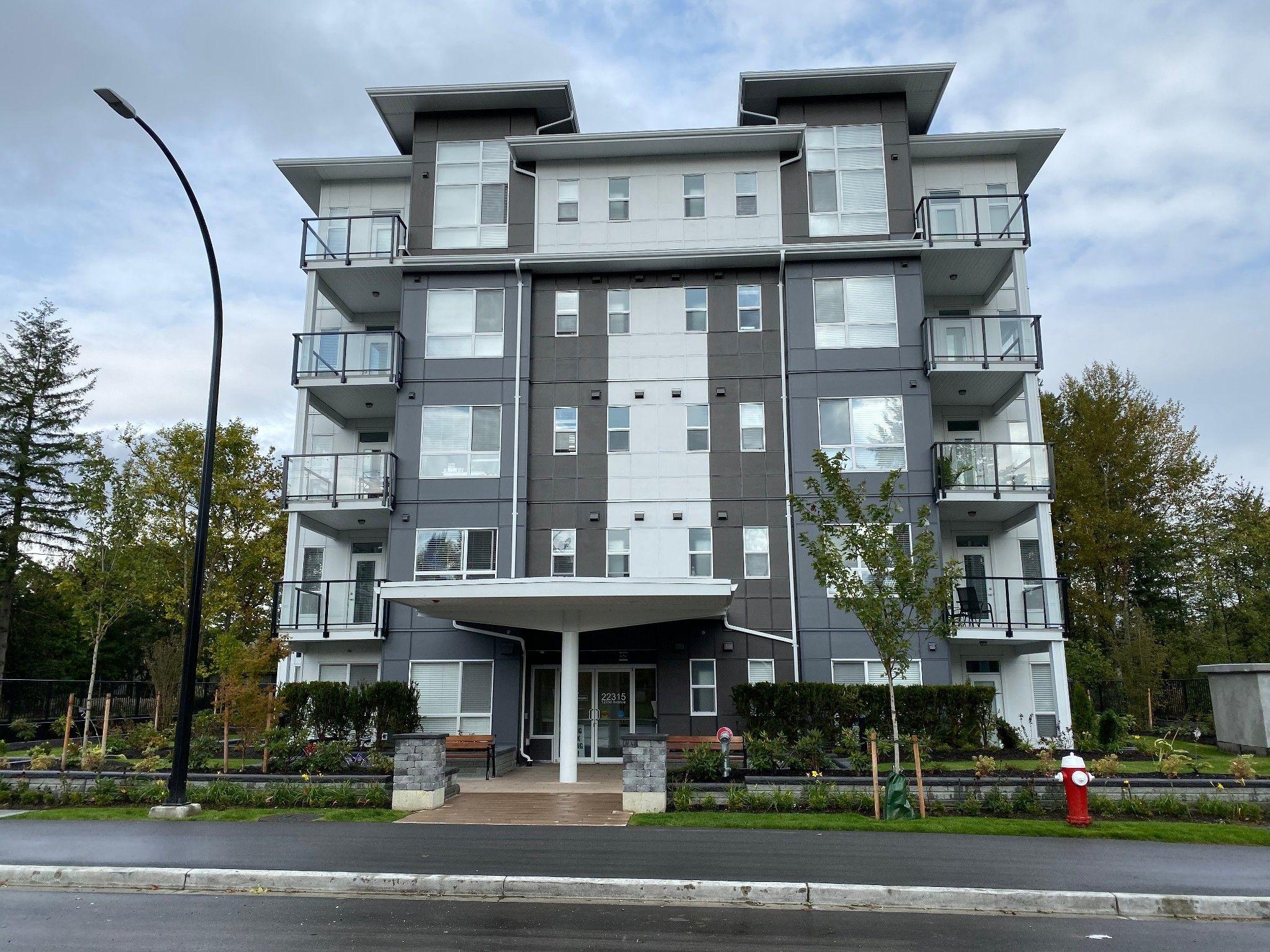 Main Photo: 413 22315 122 Avenue in maple ridge: West Central Condo for sale (Maple Ridge)  : MLS®# R2402468
