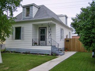 Photo 1: 269 Polson Avenue in WINNIPEG: North End Residential for sale (North West Winnipeg)  : MLS®# 1203100