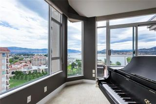 Photo 5: #1701 1152 SUNSET Drive, in KELOWNA: Condo for sale : MLS®# 10239037