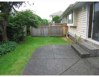 Photo 10: 4 9700 BLUNDELL Road in Richmond: Garden City Townhouse for sale : MLS®# V691028