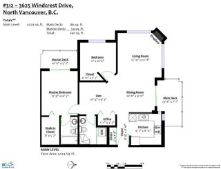 """Photo 20: 312 3625 WINDCREST Drive in North Vancouver: Roche Point Condo for sale in """"Windsong @ Raven Woods"""" : MLS®# R2350917"""