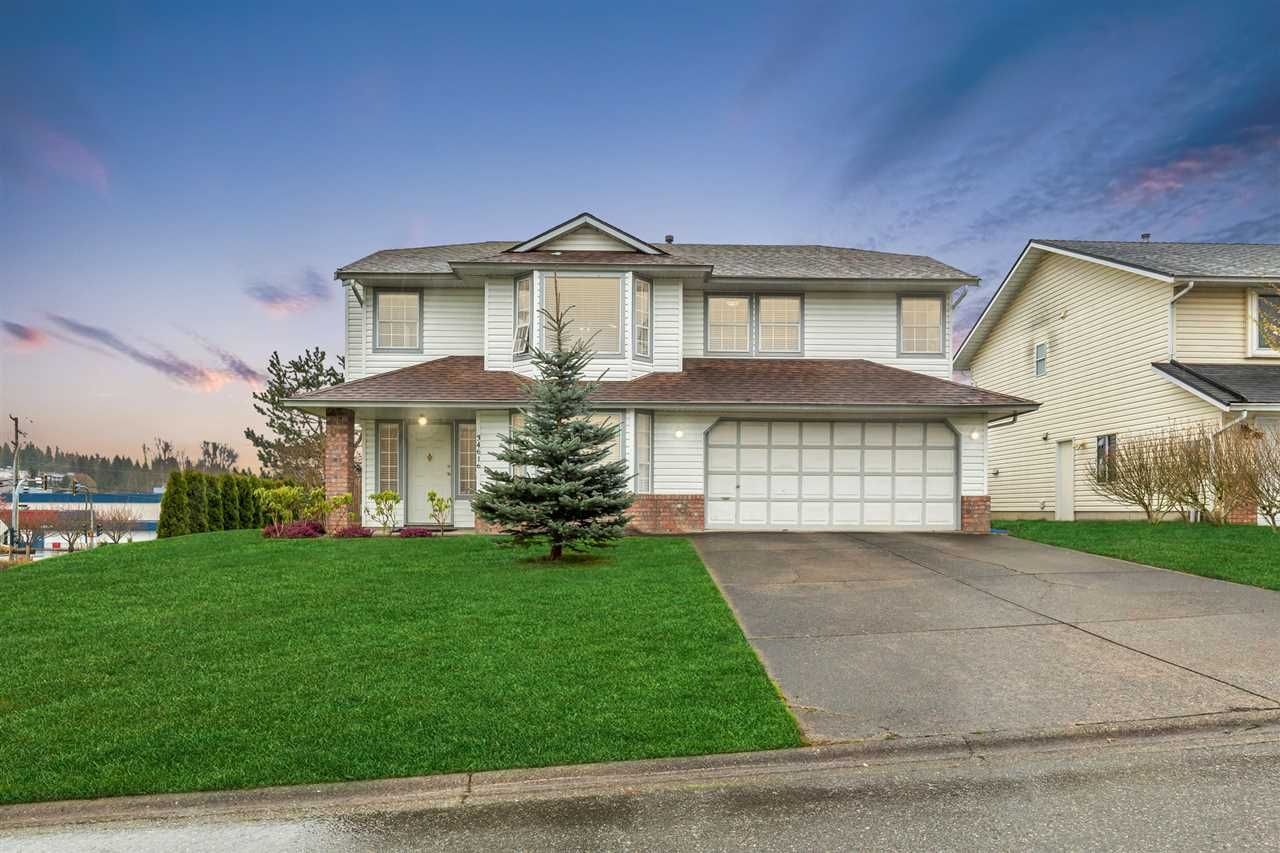 """Main Photo: 34616 CALDER Place in Abbotsford: Abbotsford East House for sale in """"McMillan"""" : MLS®# R2563991"""