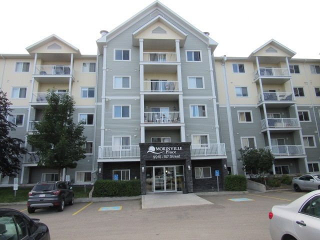 Main Photo: 306 9910 107 Street: Morinville Condo for sale : MLS®# E4238431