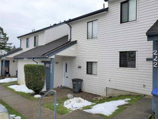 """Photo 1: 221 13624 67 Avenue in Surrey: East Newton Townhouse for sale in """"Hyland  Creek  Estates"""" : MLS®# R2429636"""