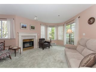 """Photo 4: 202 5955 177B Street in Surrey: Cloverdale BC Condo for sale in """"WINDSOR PLACE"""" (Cloverdale)  : MLS®# R2160255"""