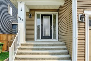 Photo 2: 566 River Heights Crescent: Cochrane Semi Detached for sale : MLS®# A1129968