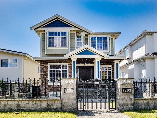 Main Photo: 7205 DUFF Street in Vancouver: Fraserview VE House for sale (Vancouver East)  : MLS®# R2461532