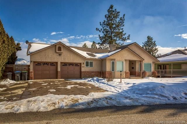 Main Photo: 681 Cassiar Crescent, in Kelowna: House for sale : MLS®# 10152287