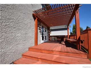 Photo 18: 58 Haverstock Crescent in Winnipeg: Linden Woods Residential for sale (1M)  : MLS®# 1622551