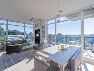 Photo 3: 1101 1468 W 14TH Avenue in Vancouver: Fairview VW Condo for sale (Vancouver West)  : MLS®# R2608942