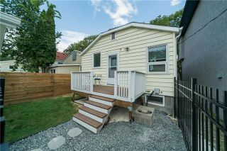 Photo 20: 752 GARWOOD Avenue in Winnipeg: Crescentwood Residential for sale (1B)  : MLS®# 1922373
