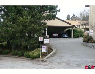 """Photo 1: 22 2962 NELSON Place in Abbotsford: Central Abbotsford Townhouse for sale in """"WILLBAND CREEK"""" : MLS®# F2905982"""