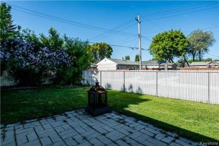 Photo 18: 16 Fleury Place in Winnipeg: Windsor Park Residential for sale (2G)  : MLS®# 1713248