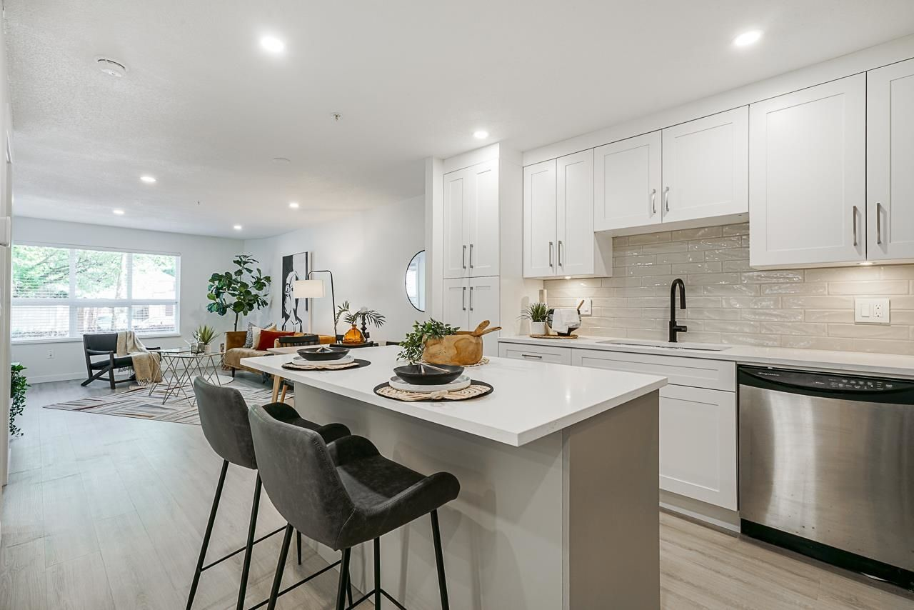 """Main Photo: 114 8068 120A Street in Surrey: Queen Mary Park Surrey Condo for sale in """"MELROSE PLACE"""" : MLS®# R2593756"""