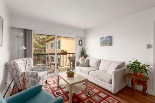 "Photo 3: 311 2033 W 7TH Avenue in Vancouver: Kitsilano Condo for sale in ""KATRINA COURT"" (Vancouver West)  : MLS®# R2573758"