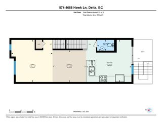 Photo 32: 574 4688 HAWK Lane in Delta: Tsawwassen North Townhouse for sale (Tsawwassen)  : MLS®# R2522818