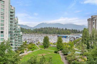 "Photo 1: 704 1680 BAYSHORE Drive in Vancouver: Coal Harbour Condo for sale in ""BAYSHORE GARDENS"" (Vancouver West)  : MLS®# R2615147"