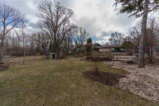 Photo 46: 6405 Southboine Drive in Winnipeg: Charleswood Residential for sale (1F)  : MLS®# 202109133