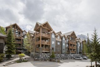 Photo 2: 204 155 Crossbow Place: Canmore Apartment for sale : MLS®# A1113750
